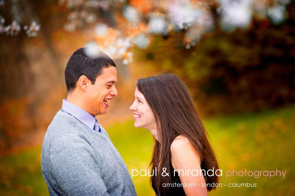 Amanda & Shawn Engagement Shoot March 2012