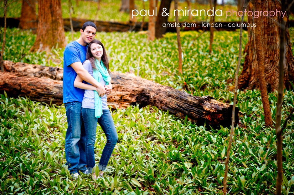 Amanda & Shawn Engagement Shoot March 2012