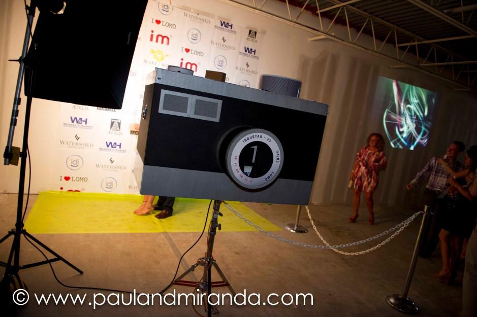 LOMO Photobooth